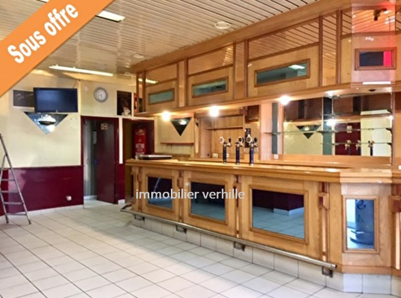 Vente local commercial Armentieres 110000€ - Photo 1