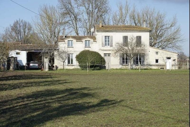 Sale house / villa St andre de cubzac 317000€ - Picture 1
