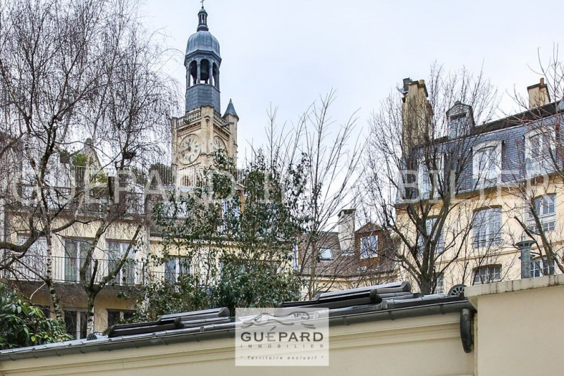 Deluxe sale apartment Paris 5ème 1 799 000€ - Picture 1