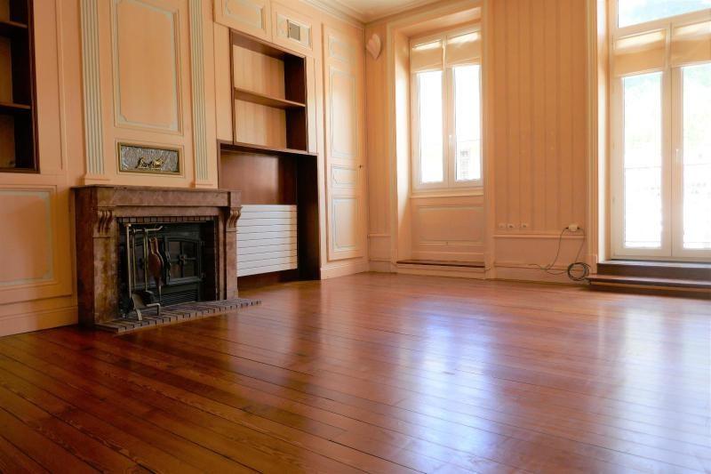 Vente appartement Nantua 109000€ - Photo 1