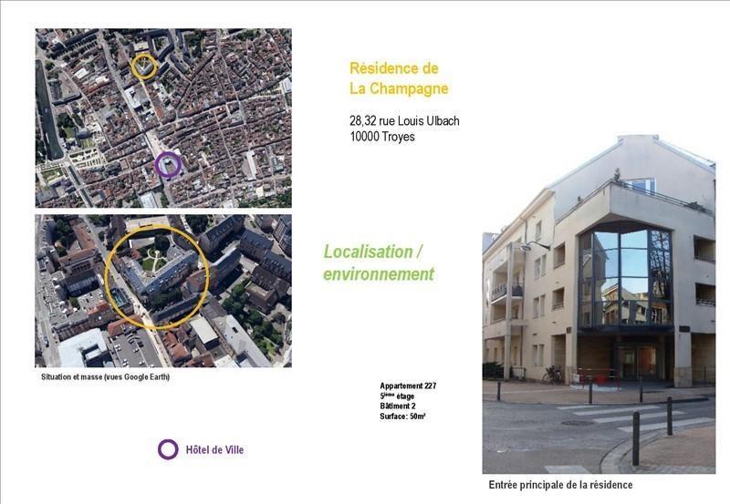 Produit d'investissement appartement Troyes 75000€ - Photo 8