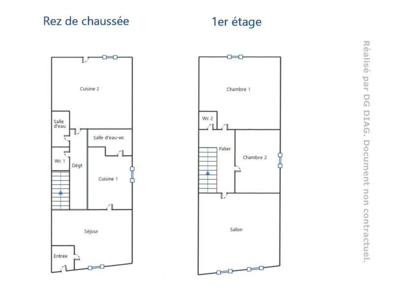 Sale house / villa Charny oree de puisaye 60000€ - Picture 2