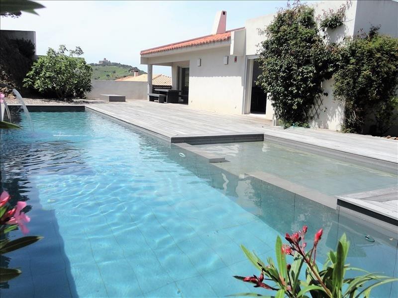 Deluxe sale house / villa Port vendres 1260000€ - Picture 1