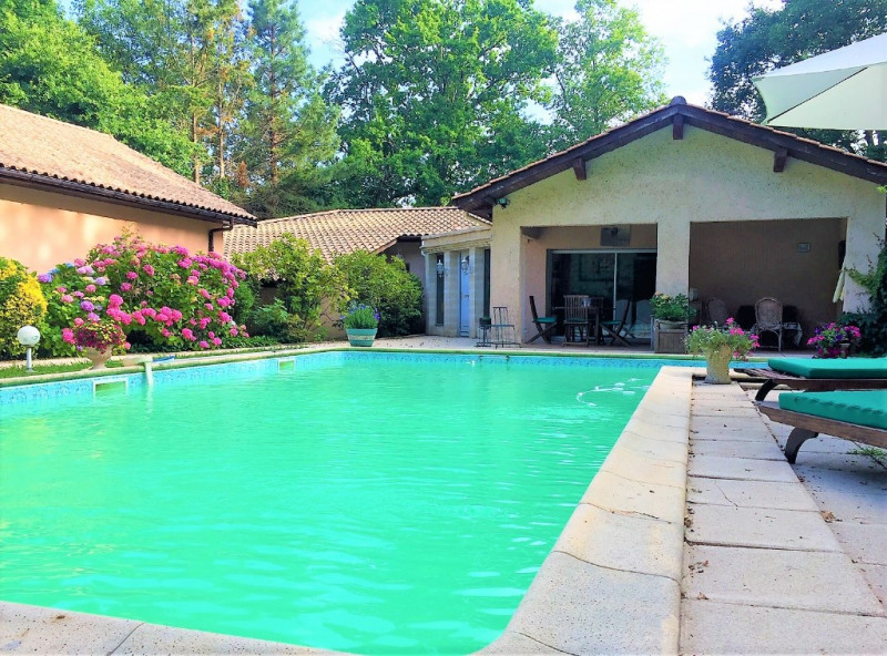 Vente maison / villa St sulpice et cameyrac 550000€ - Photo 1