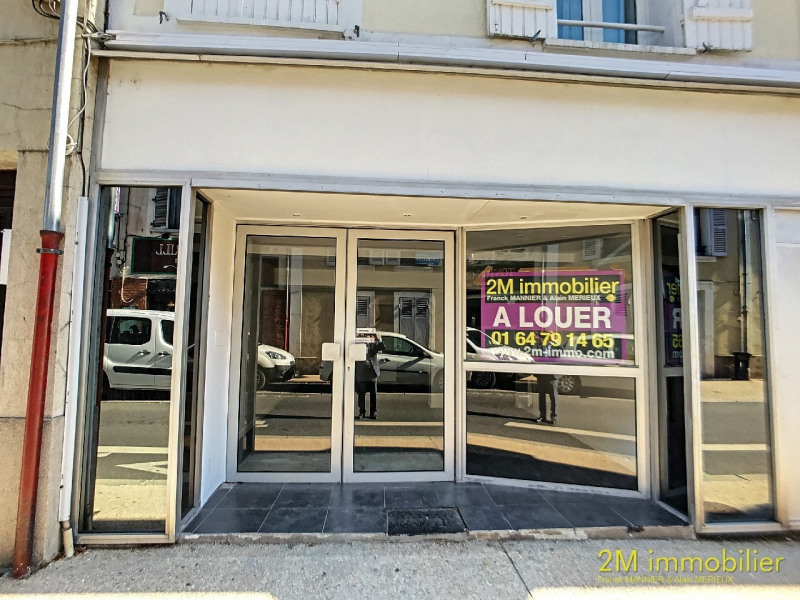 Location local commercial Melun 1150€ CC - Photo 1