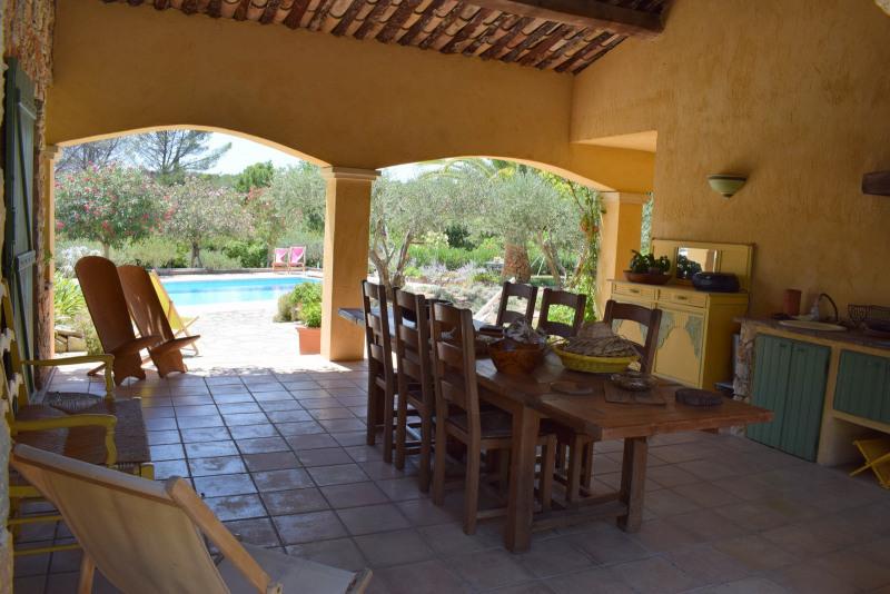 Immobile residenziali di prestigio casa Seillans 895000€ - Fotografia 21