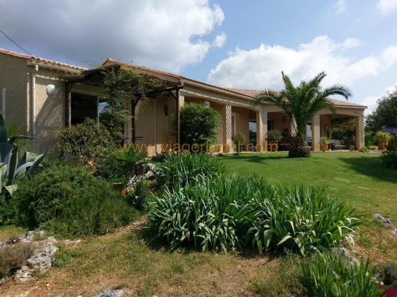 Vendita nell' vitalizio di vita casa Boisset-et-gaujac 110000€ - Fotografia 2