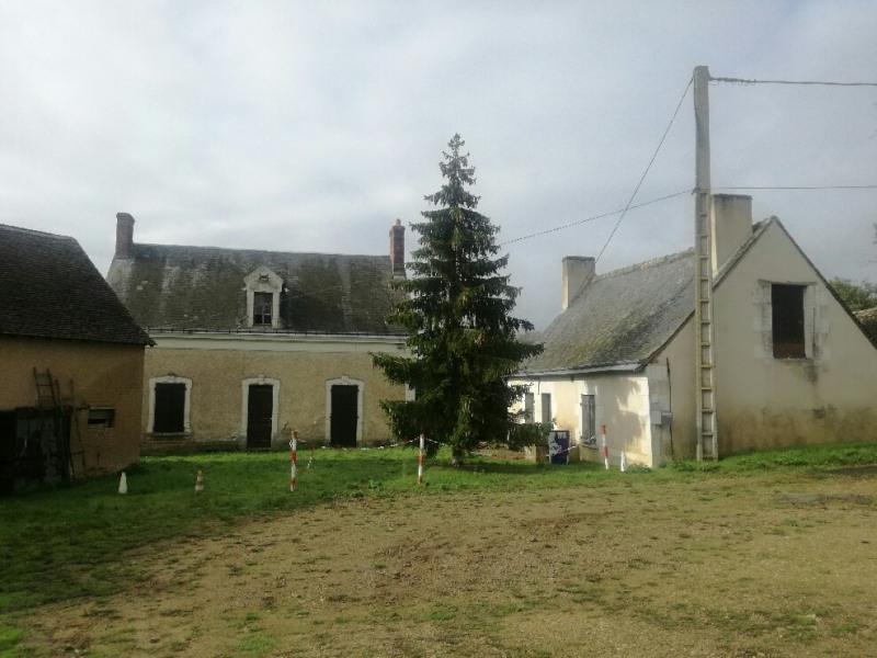 Sale house / villa Chemille sur deme 118200€ - Picture 1