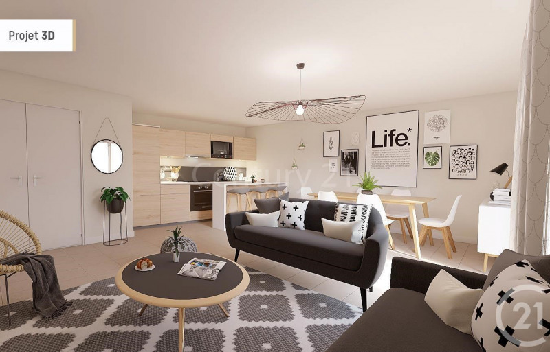 Sale apartment Toulouse 185 000€ - Picture 1