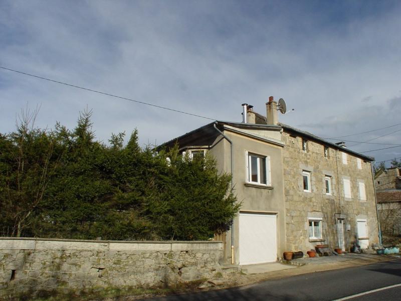 Sale house / villa Le chambon sur lignon 69000€ - Picture 2