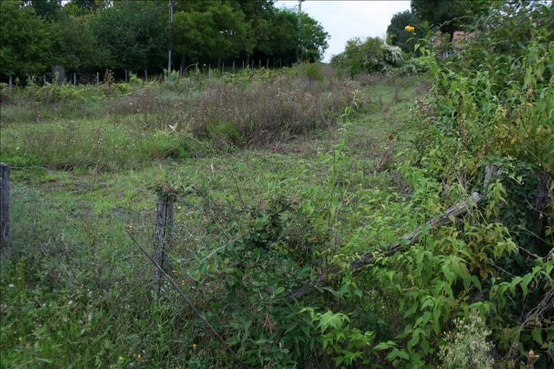 Vente terrain Vendome 29 500€ - Photo 1