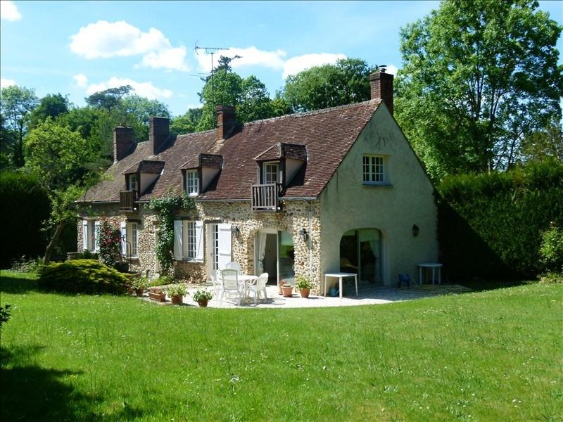 Sale house / villa Les mesnuls 560000€ - Picture 2