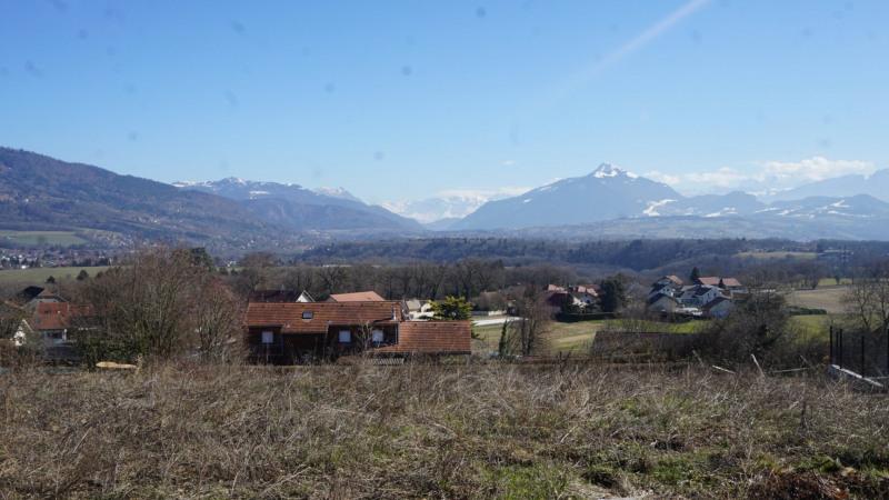 Vente terrain Vetraz monthoux 445000€ - Photo 2