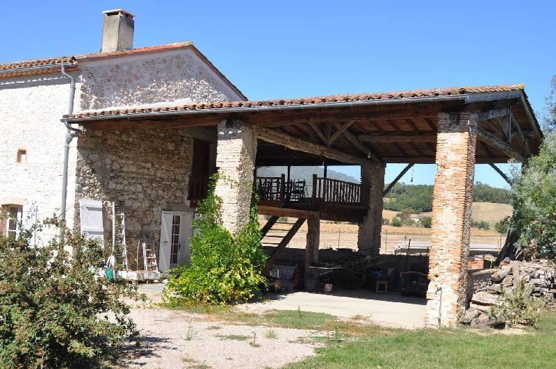 Vente maison / villa L'albarede 375000€ - Photo 2