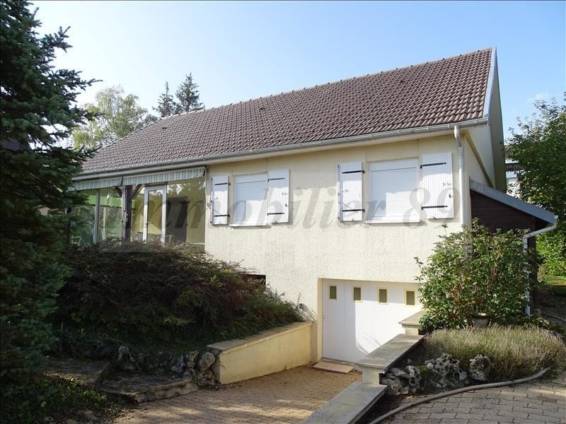 Vente maison / villa Chatillon sur seine 165500€ - Photo 1
