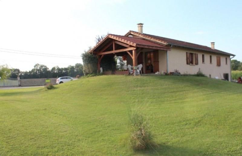 Vente maison / villa Morestel 210000€ - Photo 1
