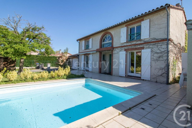 Deluxe sale house / villa Tournefeuille 555 000€ - Picture 1