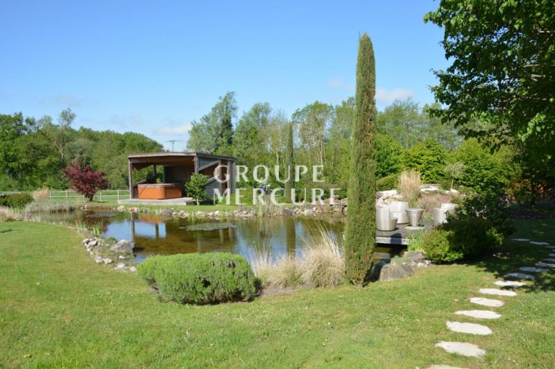 Vente de prestige maison / villa Chatillon sur chalaronne 870000€ - Photo 6