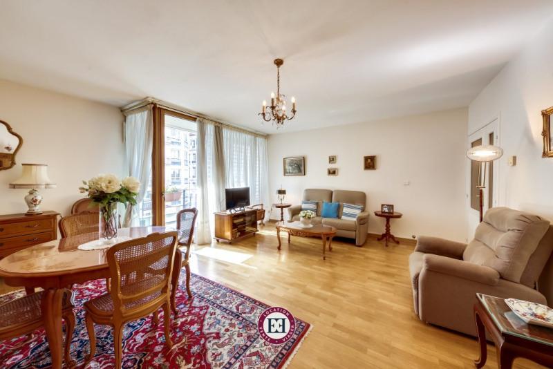 Sale apartment Lyon 6ème 509600€ - Picture 2