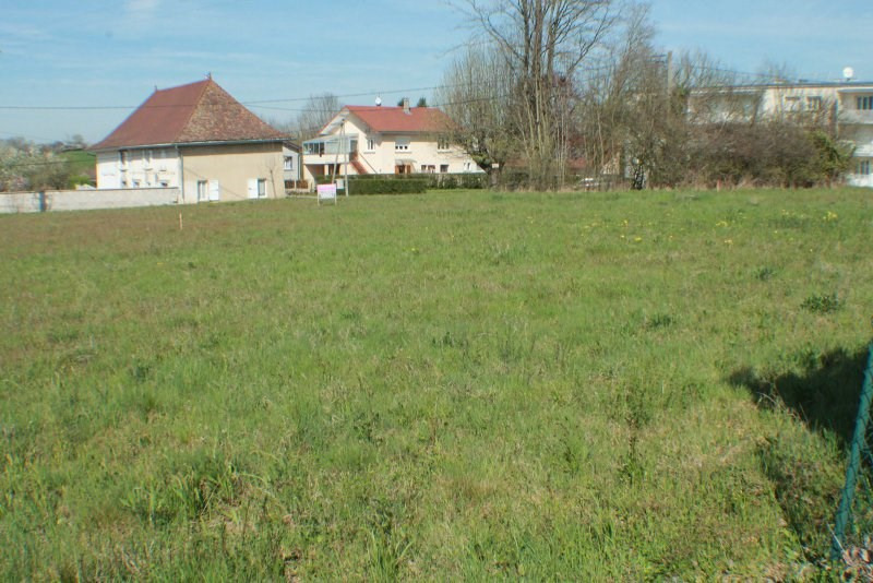 Vente terrain La tour du pin 69 140€ - Photo 4
