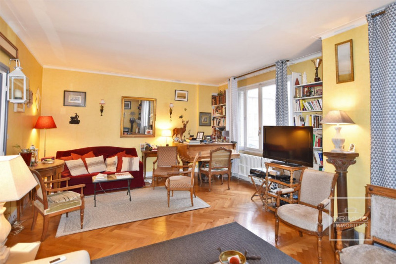 Vente de prestige appartement Lyon 6ème 425 000€ - Photo 2