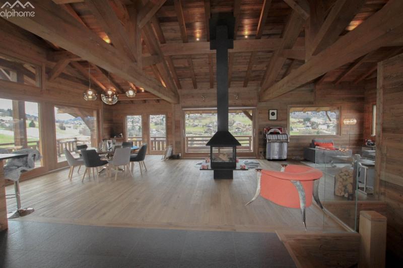 Deluxe sale house / villa Combloux 1390000€ - Picture 2