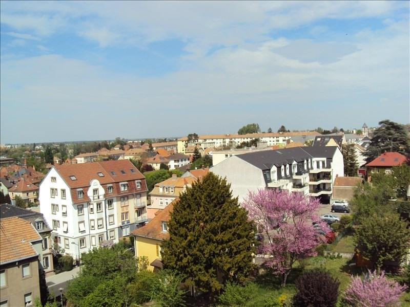 Vente appartement Riedisheim 210000€ - Photo 10
