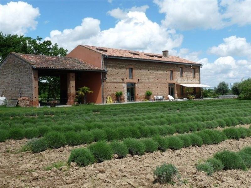 Deluxe sale house / villa 10 mns pibrac 1250000€ - Picture 1