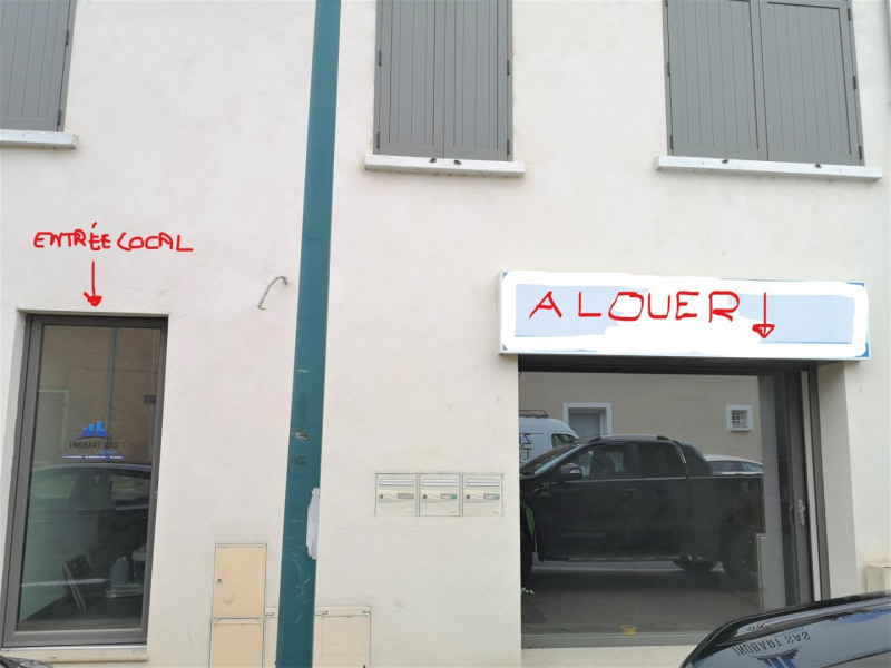 Location local commercial Les cheres 600€ CC - Photo 2