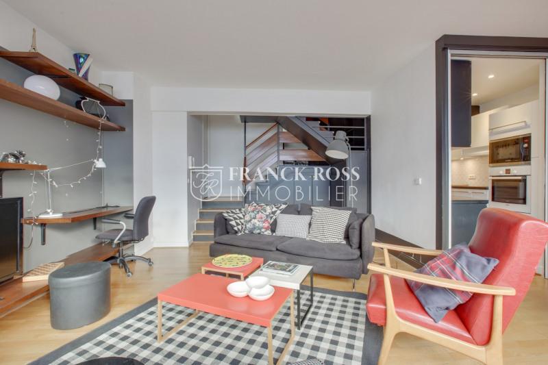 Alquiler  apartamento Paris 14ème 3000€ CC - Fotografía 5