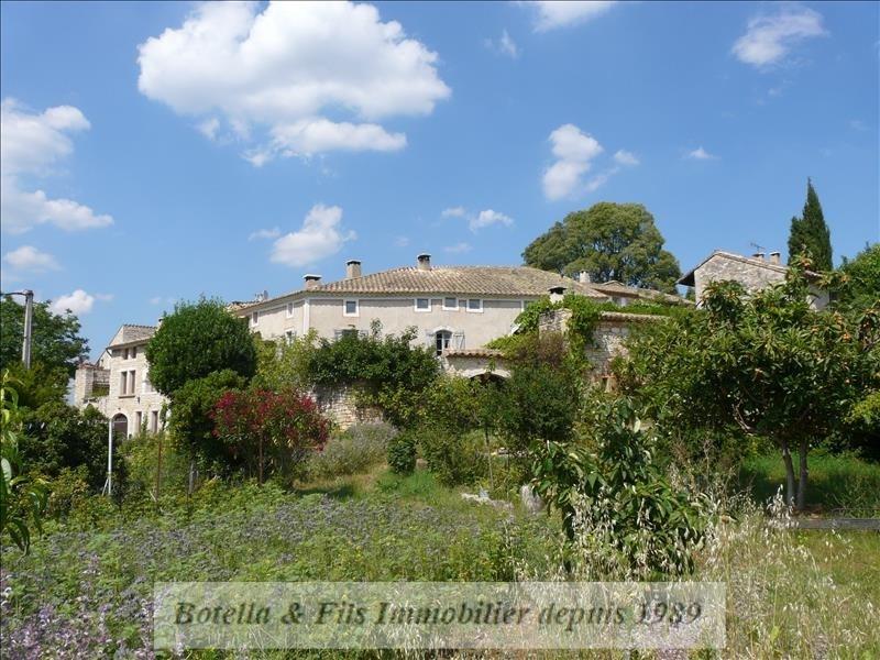 Immobile residenziali di prestigio casa Barjac 525000€ - Fotografia 19