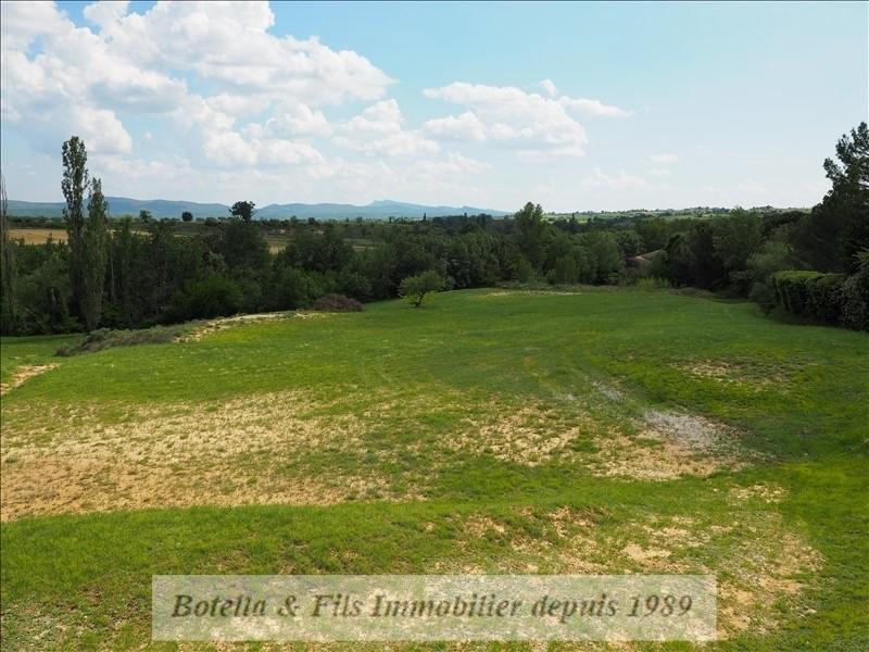 Verkoop  stukken grond Barjac 265900€ - Foto 1
