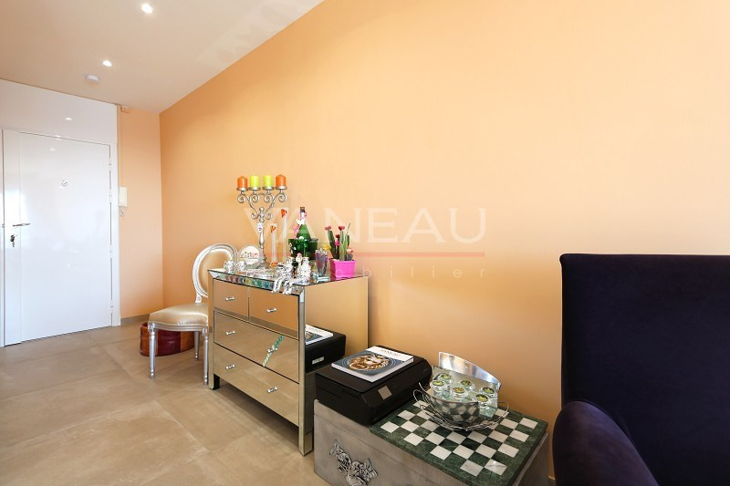 Vente de prestige appartement Juan les pins 492 900€ - Photo 10