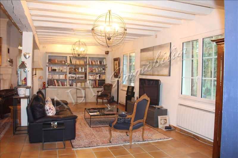 Vente de prestige maison / villa Lamorlaye 618000€ - Photo 6