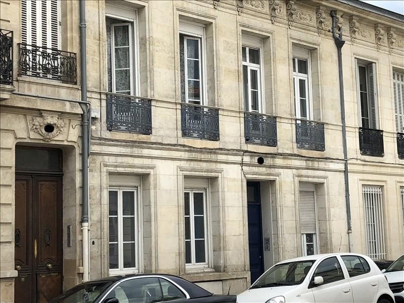 Vente appartement Bordeaux 107000€ - Photo 1