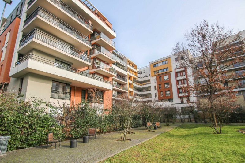 Vente appartement Asnieres sur seine 418000€ - Photo 2