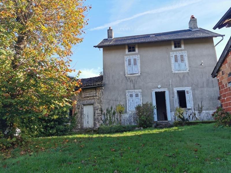 Sale house / villa Les cars 43000€ - Picture 1
