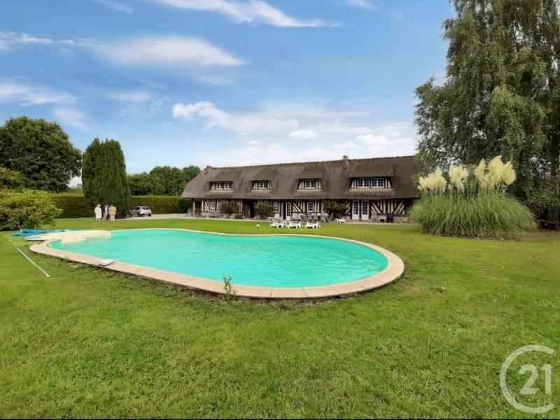 Revenda residencial de prestígio casa Vauville 830000€ - Fotografia 4