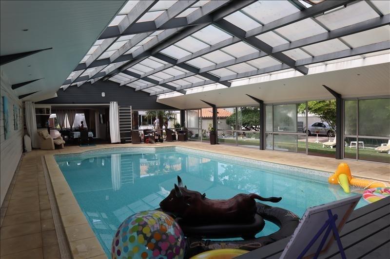 Deluxe sale house / villa Le gua 731000€ - Picture 9