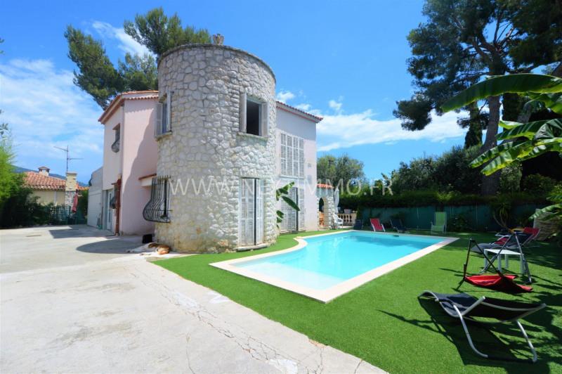Verkauf von luxusobjekt haus Roquebrune-cap-martin 1480000€ - Fotografie 1