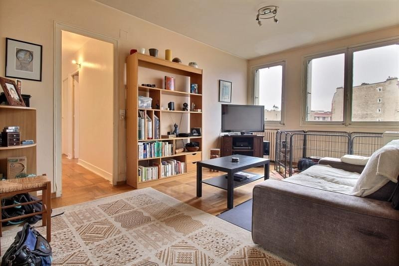 Sale apartment Issy les moulineaux 375000€ - Picture 1
