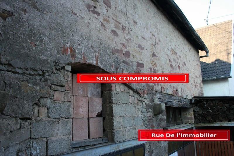 Sale house / villa Romanswiller 91000€ - Picture 1