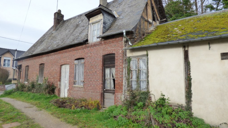 Vente maison / villa Perriers sur andelle 72 000€ - Photo 1