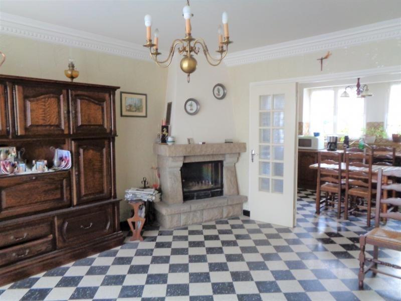 Sale house / villa Ploudaniel 162750€ - Picture 5