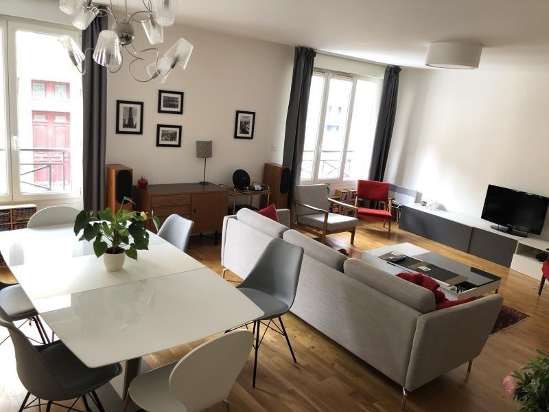 Venta  apartamento Asnieres sur seine 699000€ - Fotografía 1