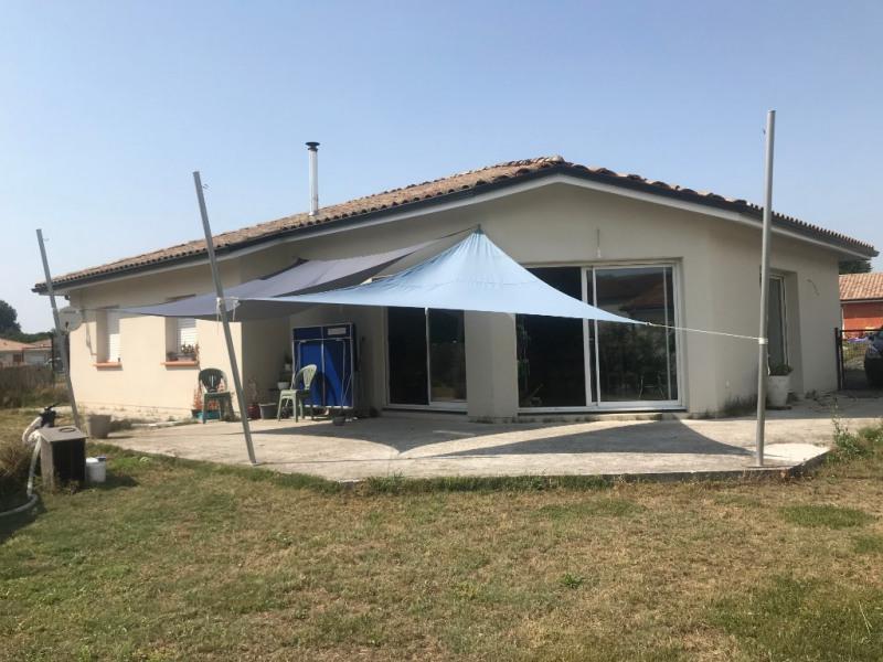Sale house / villa Pontenx les forges 316500€ - Picture 1