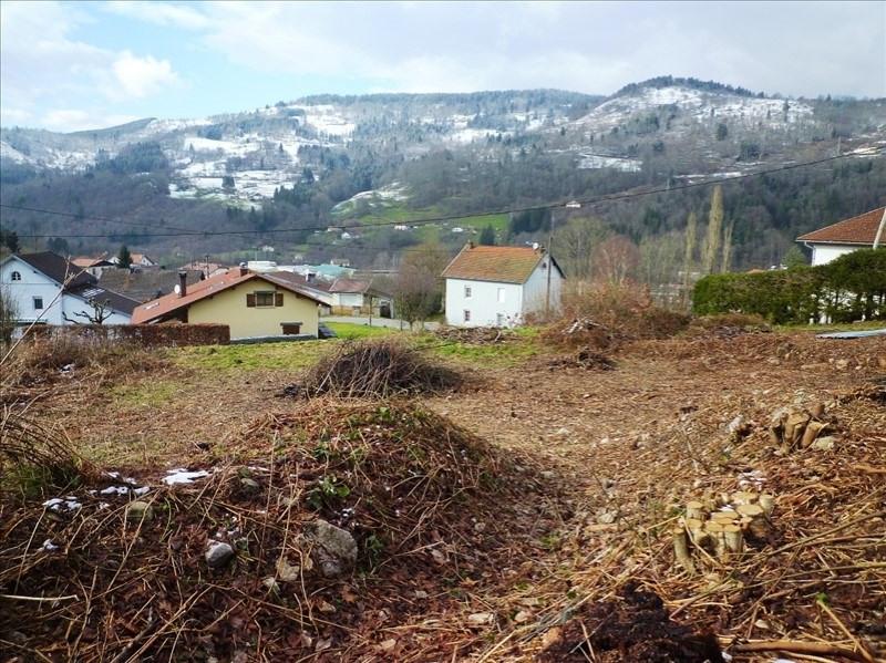 Vente terrain Cornimont 65000€ - Photo 3