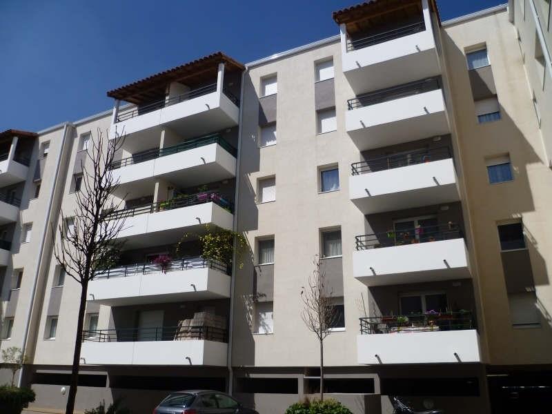 Location appartement Sete 512€ CC - Photo 1
