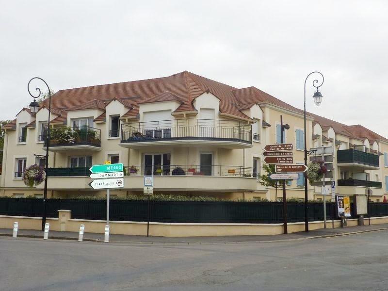 Verhuren  appartement Claye souilly 744€ CC - Foto 1