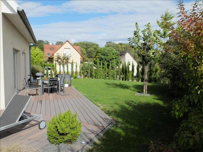 Sale house / villa Flaxlanden 430000€ - Picture 7